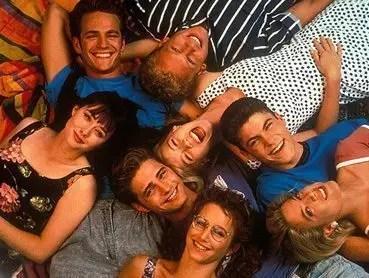 Da Beverly Hills fino a Glee passando per Dawson's creek