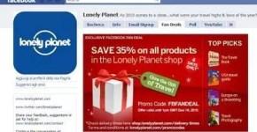 Lonely Planet mi fa il regalo di Natale – 35% di sconto