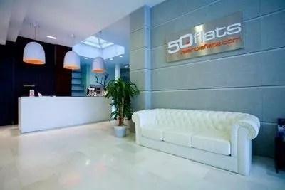 Dormire a Valencia: 50 Flats Luxury Apartments