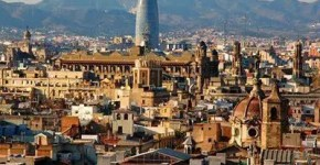 Barcellona, visitarla a Pasqua