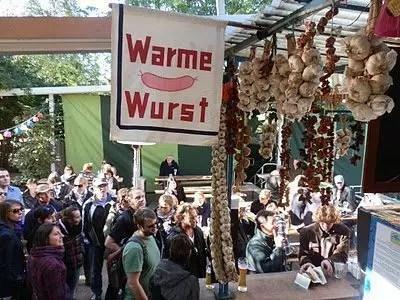 Schleusenkrug: il locale nel Tiergarten a Berlino