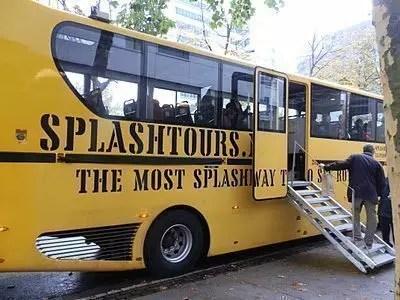 Splashtour, come vedere Rotterdam dall'acqua