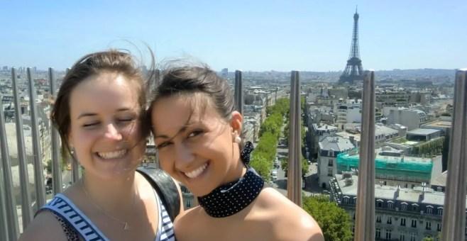 Paris, quelle surprise