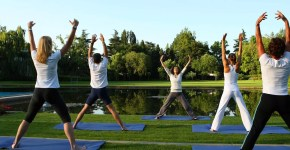 Merano Vitae e yoga Festival ad aprile