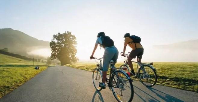 Dai viaggi in bicicletta agli Hotel per ciclisti