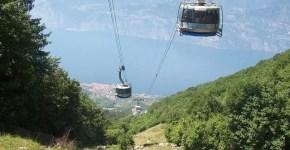 Funivia Malcesine, Montebaldo sul Lago di Garda, info tecniche