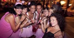 Notte Rosa 2012 a Rimini, vivere la festa low cost