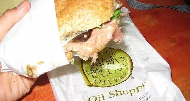 Mangiare a Firenze: Oil Shoppe