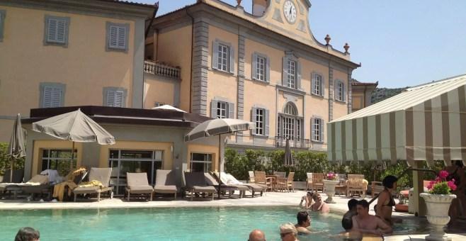 Bagni di Pisa, relax termale con ingresso troppo caro a 70€