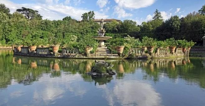 Eventi a Firenze: Pitti Jazz nel giardino di Boboli