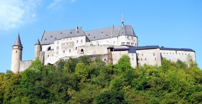 Citadelle di Namur, percorso e storia della civiltà