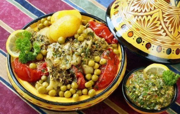 Le 6 varianti per mangiare la Tajine