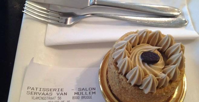 Patisserie Salon Servaas Van Mullem a Bruges: Moka