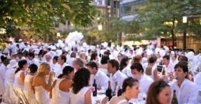 Cena bianca a Firenze edizione 2012
