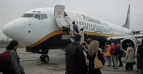 Voli Ryanair a 12€ per l'autunno fino al 6 settembre
