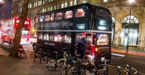 The Ghost Bus Tour, Halloween nei Double-decker bus di Londra