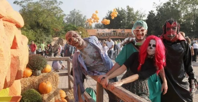 Gardaland Magic Halloween: date, eventi e orari