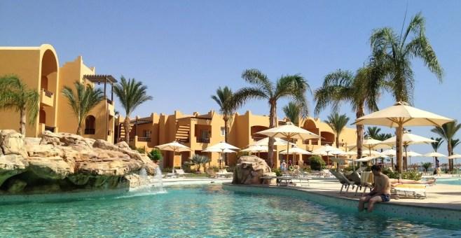 Stella Makadi Gardens, dormire a Hurghada in Mar Rosso