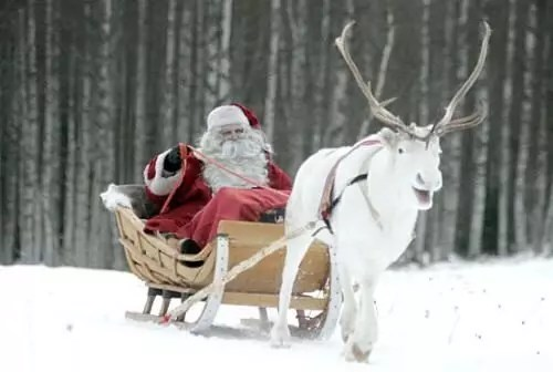 Viaggio a Rovaniemi da Babbo Natale per famiglie a Natale