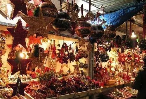 Mercatini di Natale a Barcellona: la fira de Santa Llúcia