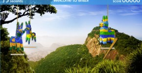 Vinci un viaggio in Sud America con KLM Pinata Game
