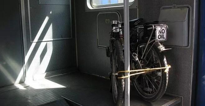 Trenitalia: car sharing e bici pieghevoli sui treni FS