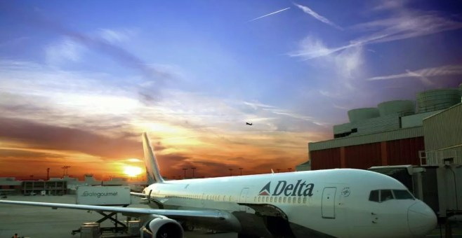Delta Airlines, voli Roma New York da marzo con wifi