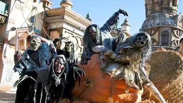 Halloween a Mirabilandia, tutti i weekend di ottobre