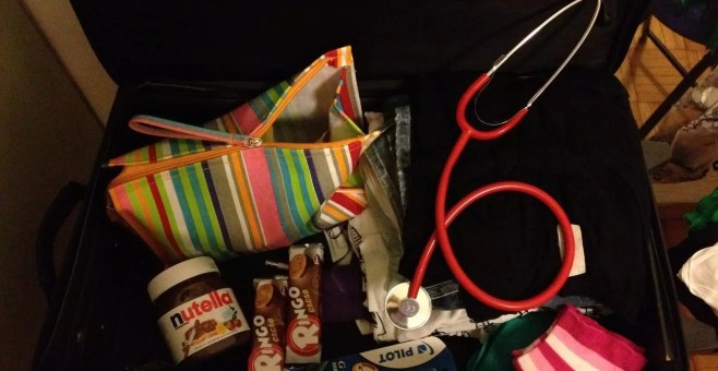 La valigia di Chiara, food blogger e amante dei dolci