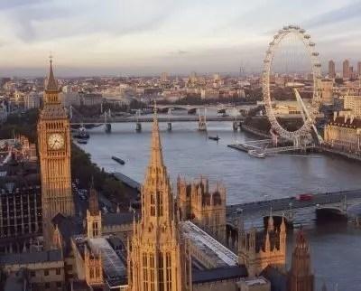Vinci 5 notti di lusso per 2 a Londra con VisitLondon