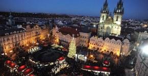 Mercatini di Natale a Praga, tutte le informazioni