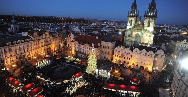 Mercatini di Natale a Praga, ecco gli eventi