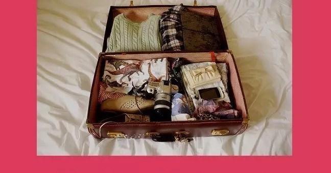Scatta la foto della valigia e vinci Rimini 2013 #valigiainviaggio