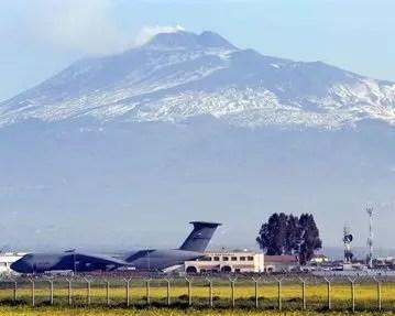 Catania, news sull'aeroporto siciliano, chiusura e partenza a Sigonella