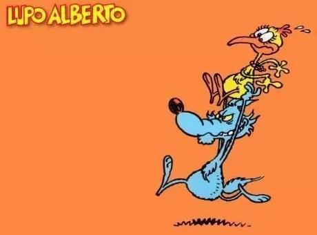 Tiferno Comics a Città di Castello, mostra su Lupo Alberto