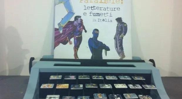 Comicon 2012 a Salerno a dicembre