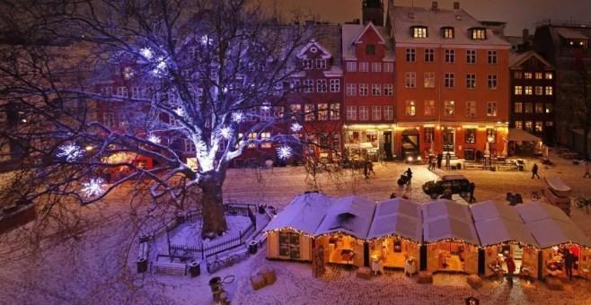 Mercatini di Natale a Copenaghen, cosa vedere