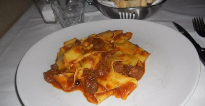 Antica Trattoria da Tito a Firenze, mangiare divertendosi