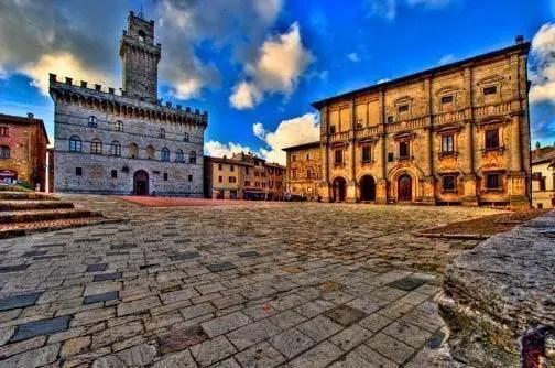 Montepulciano, una perla nel cuore della Toscana