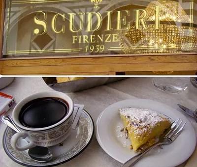 Scudieri, dove fare la colazione a Firenze