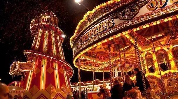 Il Natale a Londra: Winter Wonderland ad Hyde Park