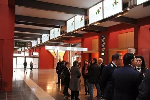 Nuovo look per l'aeroporto San Francesco d'Assisi dell'Umbria