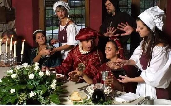 Capodanno medievale 2013 a Bagno a Ripoli