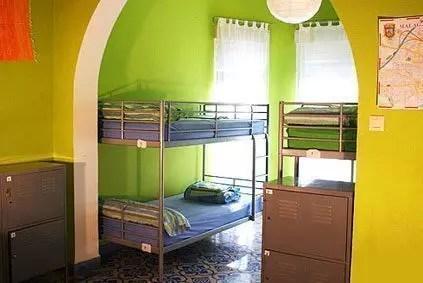 Ostello Casa Babylon a Malaga, dormire con 18€