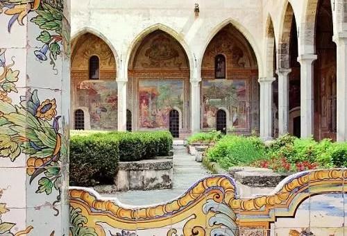 Alla scoperta del Monastero di Santa Chiara a Napoli