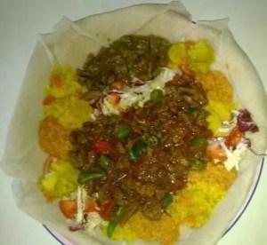 Da Samson: mangiare eritreo a Milano