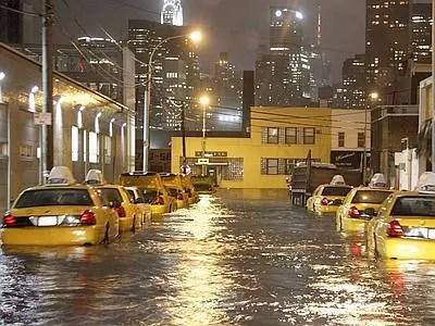 New York e l'Uragano Sandy, il racconto di un'italiana