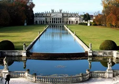 Villa Pisani, il giardino più bello d'Italia a Stra, Venezia