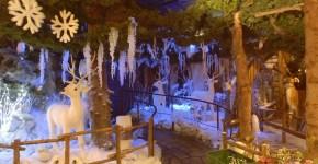 Il Villaggio di Natale Flover a Bussolengo-Verona
