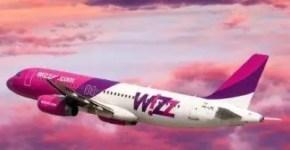 Wizz Air, nuovo volo da Bergamo alla Romania